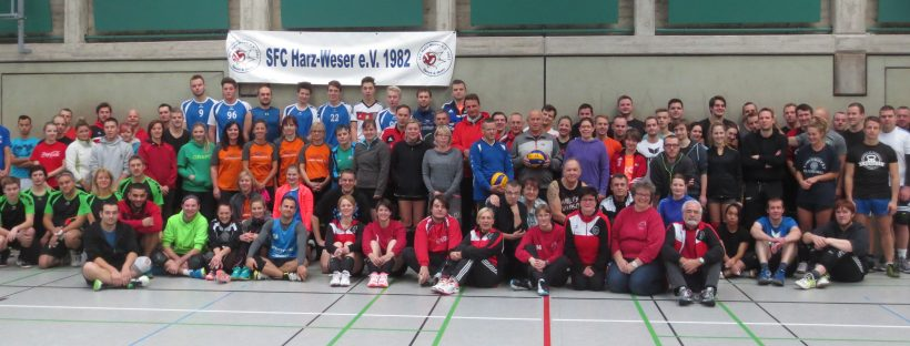"Volleyballturnier 16 ""a"""