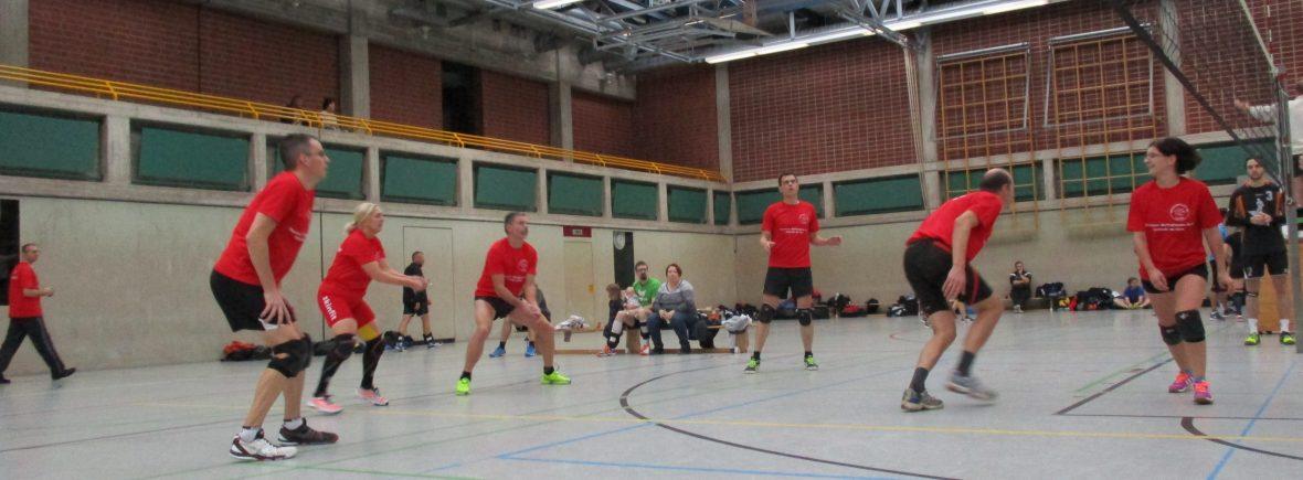 """Volleyballturnier 2017 """"2"""""""