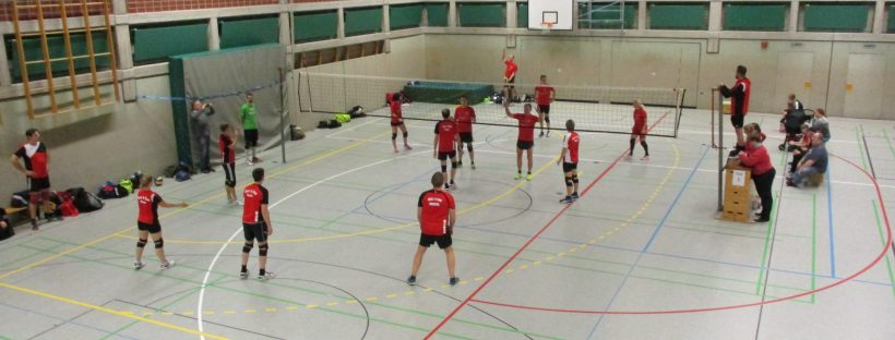 "Volleyballturnier 2017 ""3"""