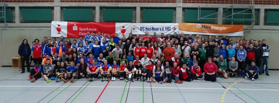 "Volleyballturnier 2018 ""a"""