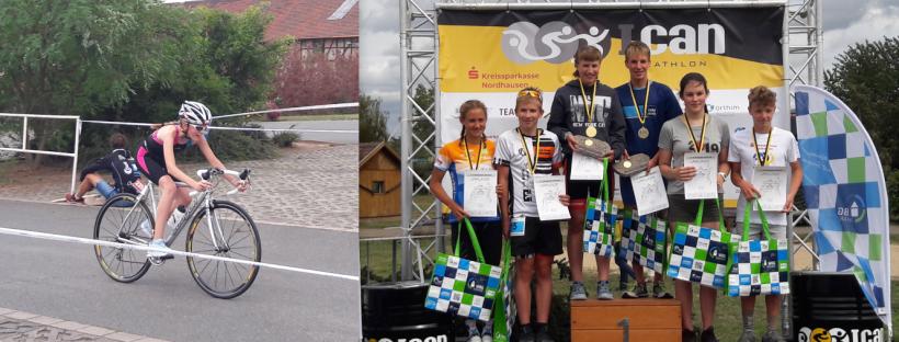 """Triathlon """"Nordhausen"""" 2019"""