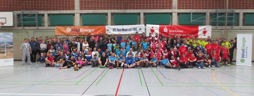 "Volleyballturnier 2019 ""a"""
