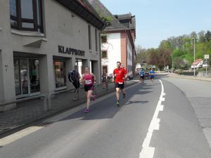 """Osteroder Altstadtlauf """"18_12"""""""