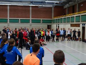 "Volleyballturnier 2018 ""4"""