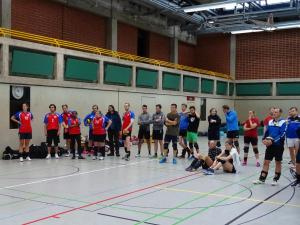 "Volleyballturnier 2018 ""6"""