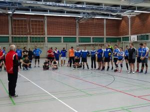 "Volleyballturnier 2018 ""7"""