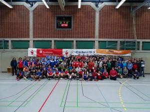 "Volleyballturnier 2018 ""9"""