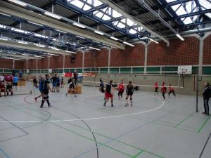 "Volleyballturnier 2018 ""10"""