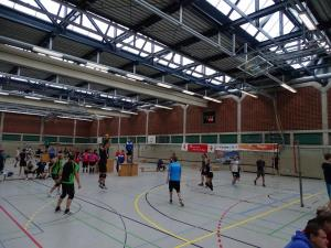 "Volleyballturnier 2018 ""11"""