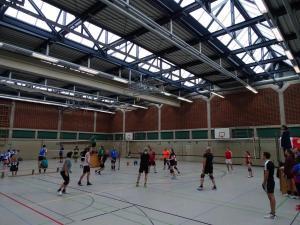 "Volleyballturnier 2018 ""12"""