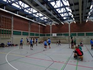 "Volleyballturnier 2018 ""14"""