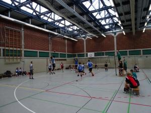 "Volleyballturnier 2018 ""15"""