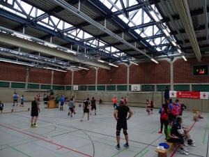 "Volleyballturnier 2018 ""16"""