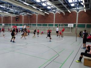 "Volleyballturnier 2018 ""17"""