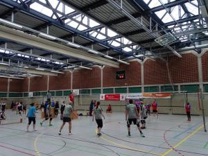 "Volleyballturnier 2018 ""18"""