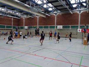 "Volleyballturnier 2018 ""19"""