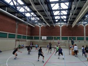 "Volleyballturnier 2018 ""20"""