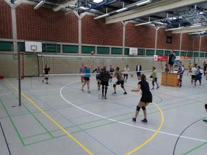 "Volleyballturnier 2018 ""21"""