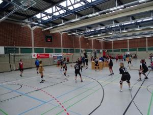 "Volleyballturnier 2018 ""22"""