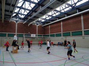 "Volleyballturnier 2018 ""24"""