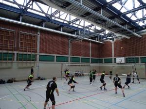 "Volleyballturnier 2018 ""27"""
