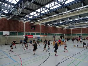 "Volleyballturnier 2018 ""29"""