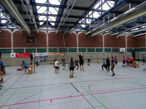 "Volleyballturnier 2018 ""30"""