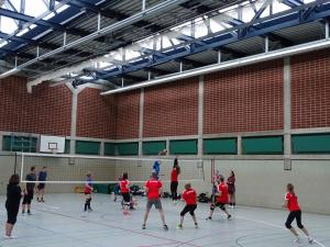 "Volleyballturnier 2018 ""31"""