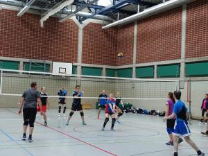 "Volleyballturnier 2018 ""32"""