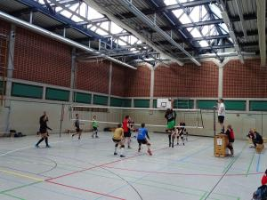 "Volleyballturnier 2018 ""36"""