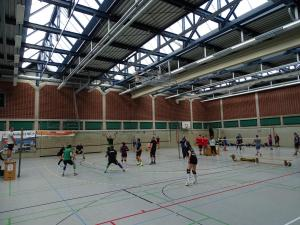 "Volleyballturnier 2018 ""38"""