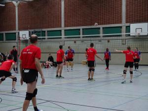 "Volleyballturnier 2018 ""43"""