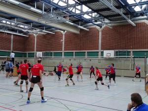"Volleyballturnier 2018 ""44"""
