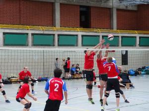 "Volleyballturnier 2018 ""45"""