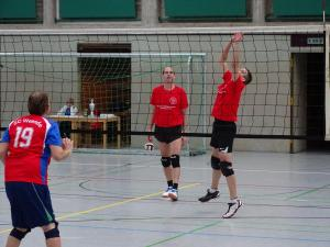 "Volleyballturnier 2018 ""46"""