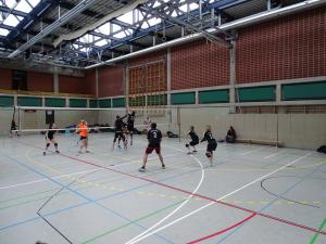 "Volleyballturnier 2018 ""47"""