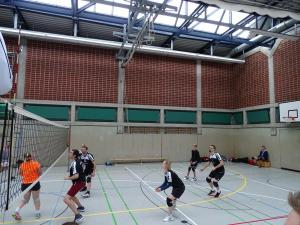 "Volleyballturnier 2018 ""49"""