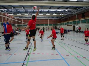 "Volleyballturnier 2018 ""52"""