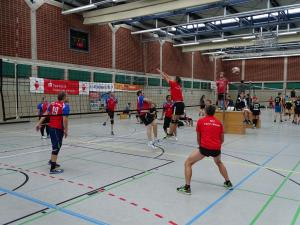 "Volleyballturnier 2018 ""53"""