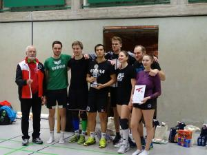 "Volleyballturnier 2018 ""58"""