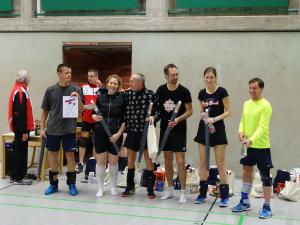 "Volleyballturnier 2018 ""61"""