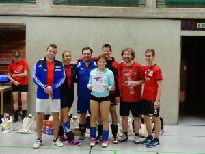 "Volleyballturnier 2018 ""63"""