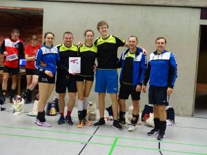 "Volleyballturnier 2018 ""65"""