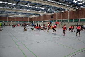 """Volleyballturnier 2019 """"35"""""""