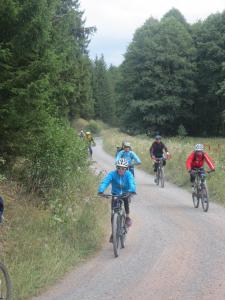 """Mountainbike 2019/Wochenende """"58"""""""