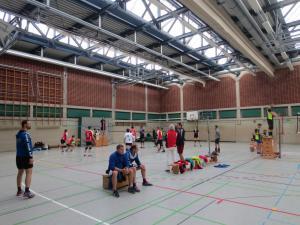 """Volleyballturnier 2019 """"50"""""""