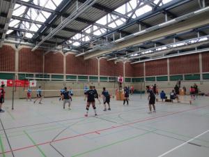 """Volleyballturnier 2019 """"55"""""""