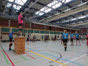 """Volleyballturnier 2019 """"59"""""""