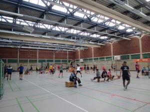 """Volleyballturnier 2019 """"60"""""""