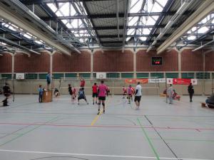 """Volleyballturnier 2019 """"62"""""""
